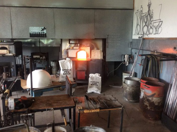 Spruce Pine Batch glass making supplies