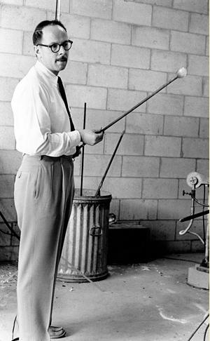 Founder Harvey Littleton